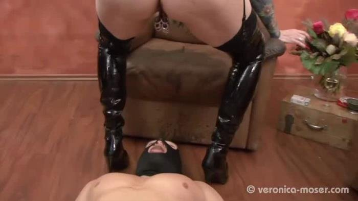 Veronica Moser (SD) VM23 - THE BITCH [avi / 246 MB /  2018]