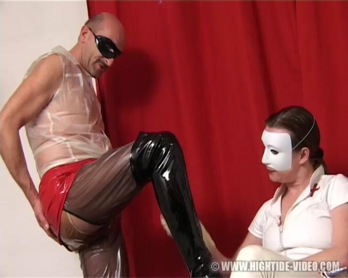 Chris-Extreme, 2 Male Patients (SD) Rubber Shit Clinic [mov / 674 MB /  2018]