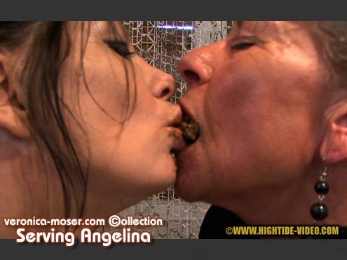 Veronica Moser, Angelina (HD 720p) VM44 - SERVING ANGELINA [mov / 1.01 GB /  2018]