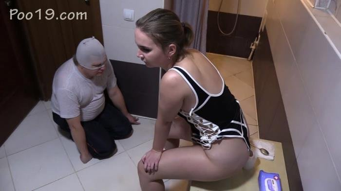 MilanaSmelly (FullHD 1080p) Eat girl's shit to the last piece [mp4 / 1.65 GB /  2018]
