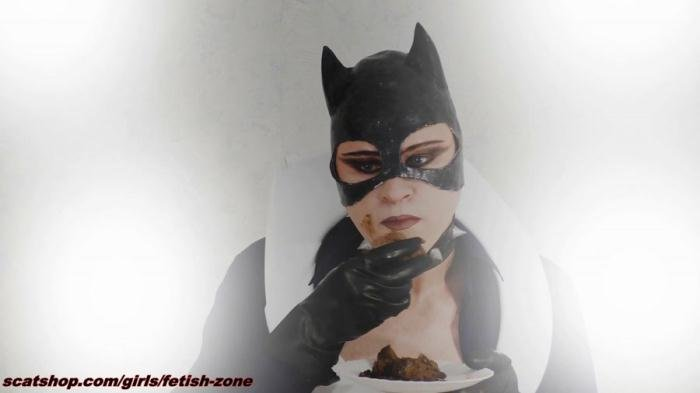 Fetish-zone (FullHD 1080p) Catwoman smears and swallows [mp4 / 1.56 GB /  2019]
