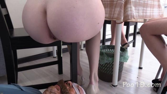 MilanaSmelly (FullHD 1080p) Tea and Chocolate for the toilet slave [mp4 / 1.11 GB /  2019]