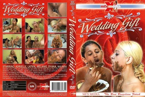 Adrielle, Latifa, Melanie, Dyana, Najara (HDRip) MFX-3065 Wedding Gift [wmv / 1.27 GB /  2019]
