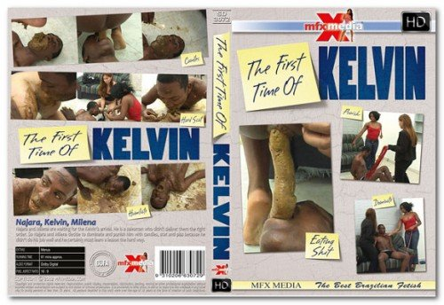 Najara, Kevin, Milena (HDRip) [SD-3072] The First Time Of Kelvin [mp4 / 1.31 GB /  2019]