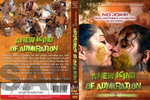Maria, Nadja (SD) MFX-746 A New Kind Of Admiration [avi / 700 MB /  2019]