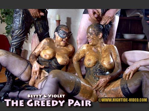 Betty, Violet, 3 males (HD 720p) THE GREEDY PAIR [mp4 / 1.16 GB /  2019]