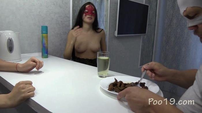 MilanaSmelly (FullHD 1080p) I love the taste of female shit! [mp4 / 1.64 GB /  2020]