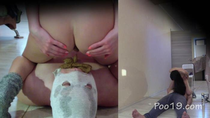 MilanaSmelly (FullHD 1080p) I cry with happiness to be Christina's toilet [mp4 / 597 MB /  2020]