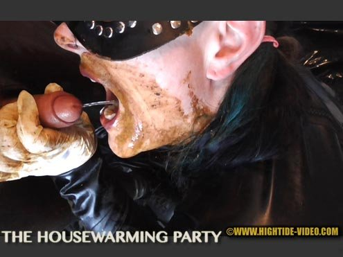 Violet, 1 male (HD 720p) THE HOUSEWARMING PARTY [mp4 / 594 MB /  2020]