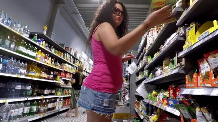 Janet (FullHD 1080p) Panty Poop in Public Store [mp4 / 1.02 GB /  2020]