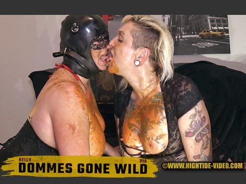 Pia, Kelly (HD 720p) DOMMES GONE WILD [mp4 / 711 MB /  2020]