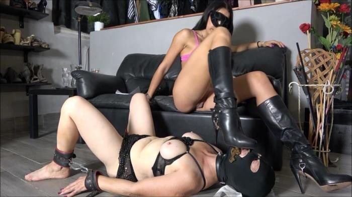 Mistress Gaia (FullHD 1080p) Female Slave Shitted And Peed [mp4 / 715 MB /  2020]